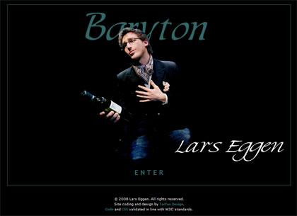 Lars Eggen - baryton